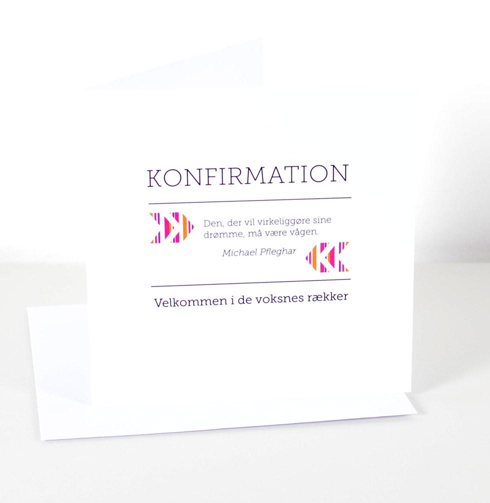 Würtz Design Kort Den der vil virkeliggøre